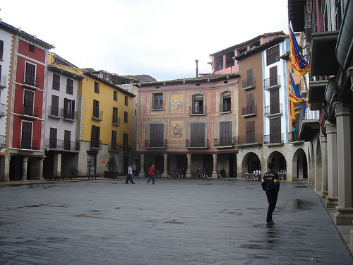 Graus, la capital de la trufa en Huesca