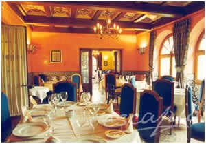 Restaurante Castillo el Collado