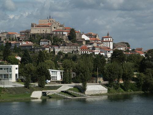 Tui, la postal de Pontevedra