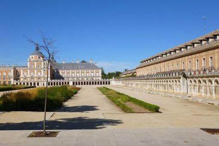 La Real Casa del Labrador en Aranjuez