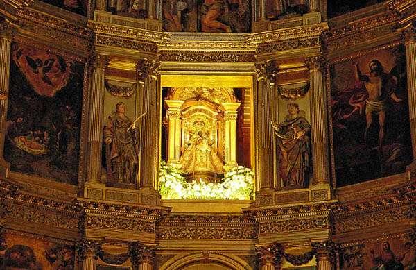 Virgen de Guadalupe Extremadura
