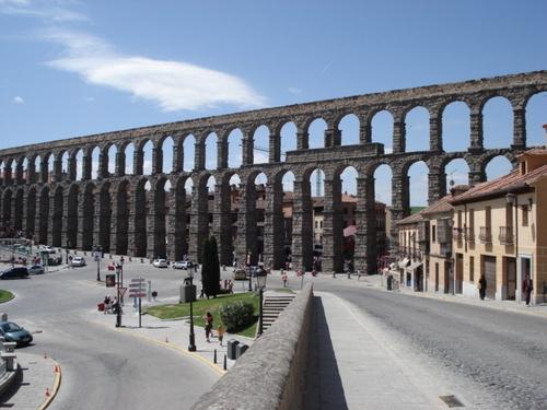 El Acueducto de Segovia, la mejor herencia romana