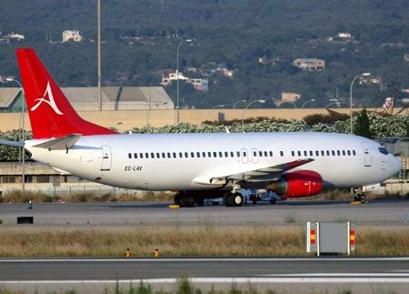 Alba Star, nueva compañía aérea desde Baleares