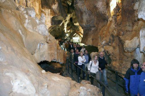 Reabre la Cueva de los Franceses en Palencia