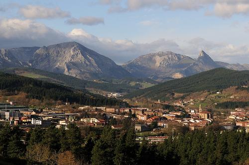 Elorrio, cuna de palacios en Vizcaya