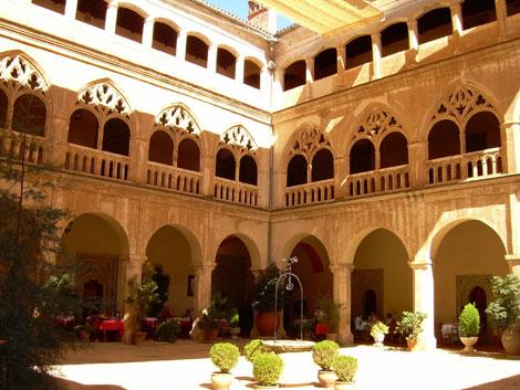 Hospederia del Real Monasterio en Guadalupe