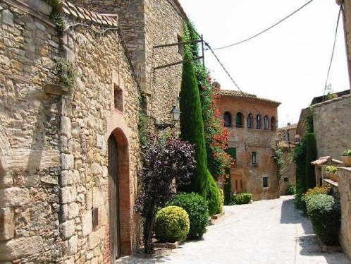 Peratallada, encantador pueblo medieval