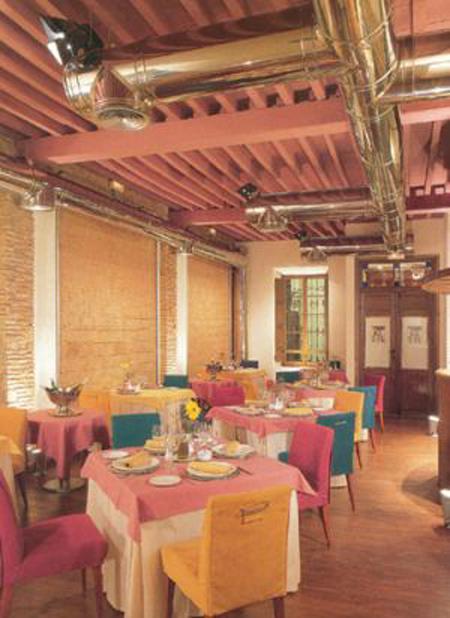 Restaurante Tragabuches