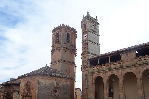 Alcaraz del Pernales, en Albacete
