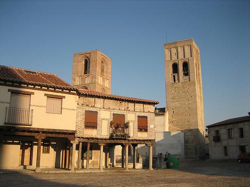 La Moraña, ruta mudéjar en Ávila