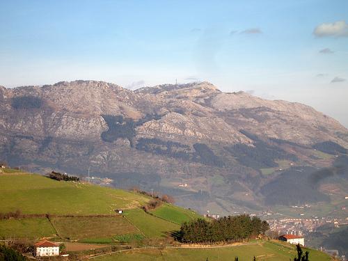 Azpeitia, el clásico pueblo vasco