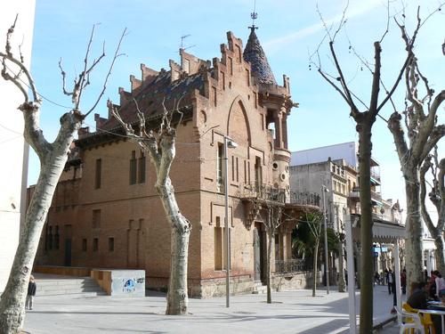 Canet de Mar, modernismo en Barcelona