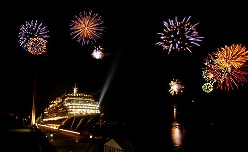 Cruceros de Navidad, vacaciones especiales