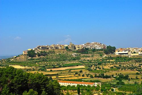 Horta de Sant Joan, en Tarragona