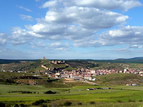 La fortaleza de Molina de Aragón