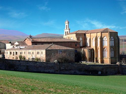 Monasterio de Santa María del Salvador, La Rioja