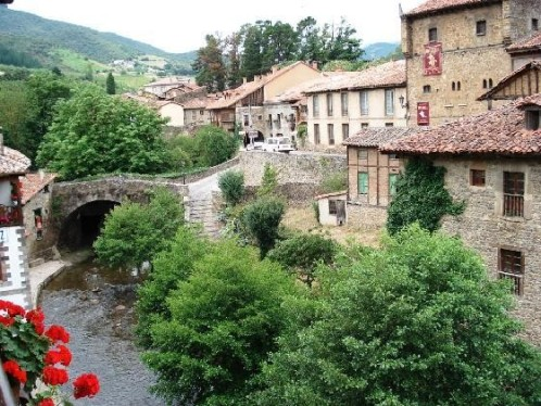 Potes, en Cantabria