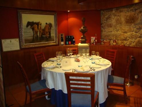 Restaurante Pazo de Mendoza