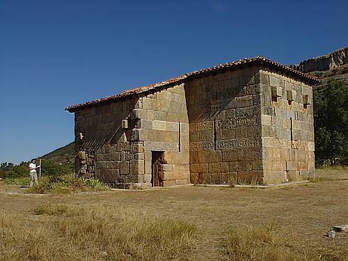 La Ermita de Santa María de Lara en Burgos
