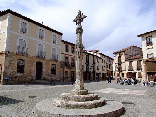 Covarrubias, un precioso pueblo castellano