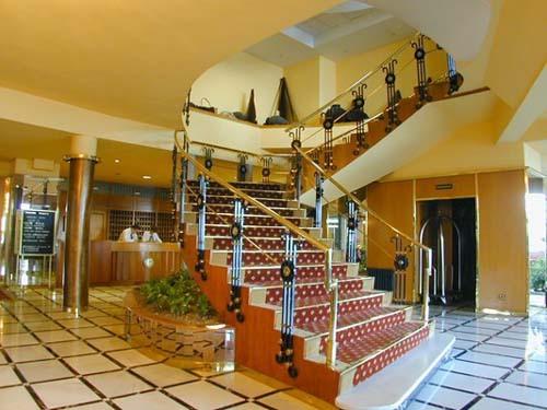 Hotel Riazor, estancia en La Coruña