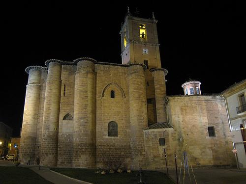 Monasterio de Santa María la Real, en Nájera