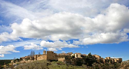 Visita Pedraza de la Sierra, en Segovia