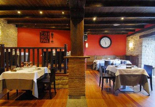 restaurante la Cocina del Principal
