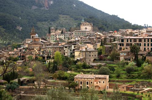 Entre Valldemossa y Andratx, en Mallorca