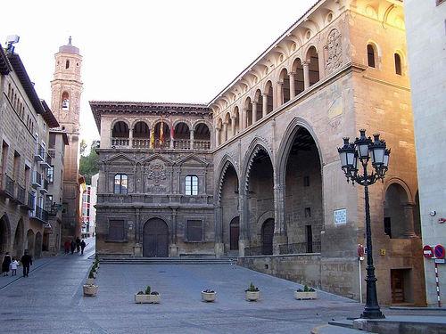 La localidad turolense de Alcañiz