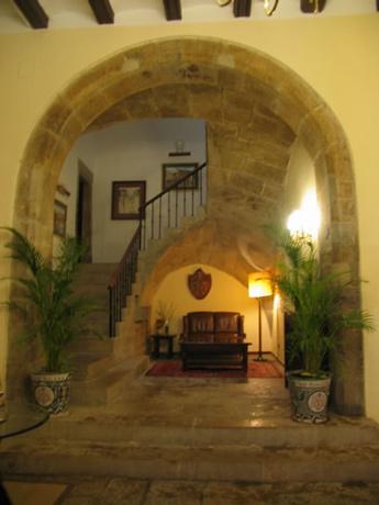 hotel Cardenal Ram en Morella