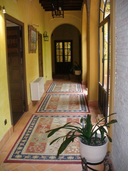 Hotel el Rincón de las Descalzas en Carmona