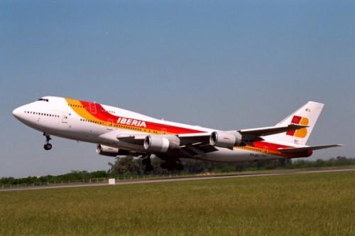 Vuelos a Barcelona desde Madrid con Iberia