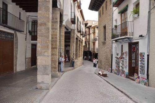 Morella, fortaleza del Maestrazgo