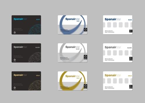 Spanair Star, nuevo programa de socios de Spanair