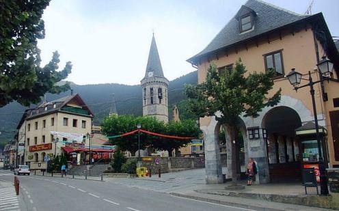 Vielha, con todo el sabor y la fuerza del Pirineo