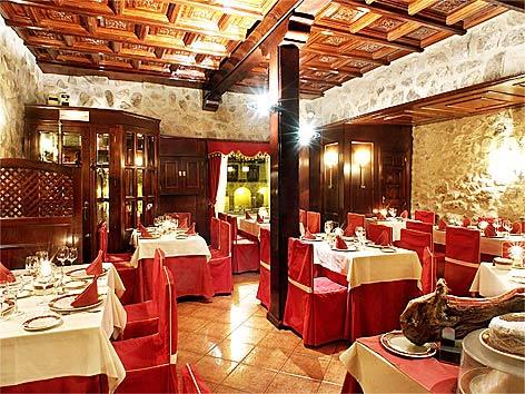 Restaurante Bizcocho Plaza