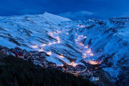 La práctica del esquí en España