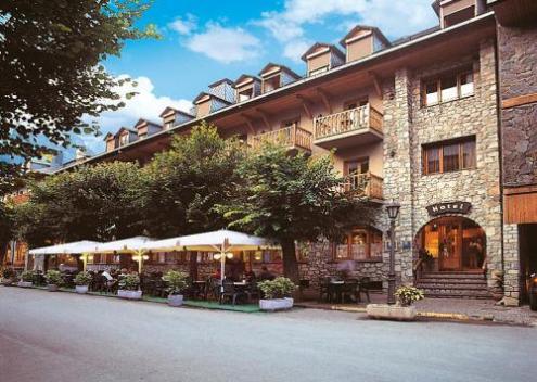 Hotel Ciria en Benasque