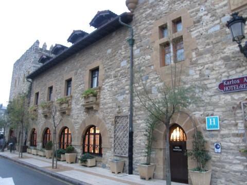 hotel Karlos Arguiñano
