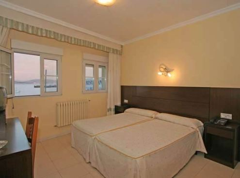 Hotel la Muradana en Muros