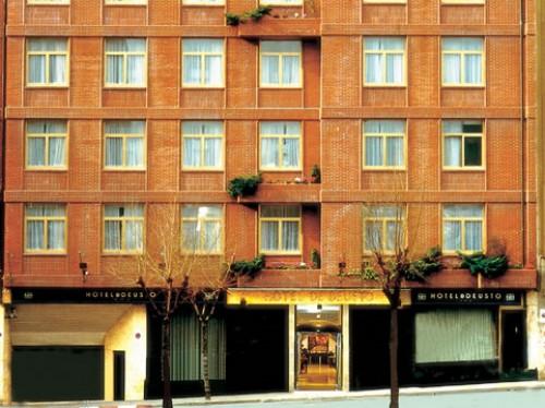 Hotel NH Deusto, alojamiento en Bilbao