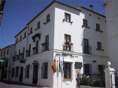 Grazalema bello enclave de los pueblos blancos - Hotel puerta de la villa ...