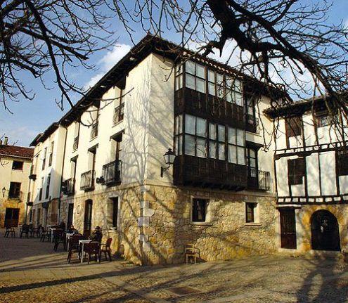 hotel Rey Chindasvinto