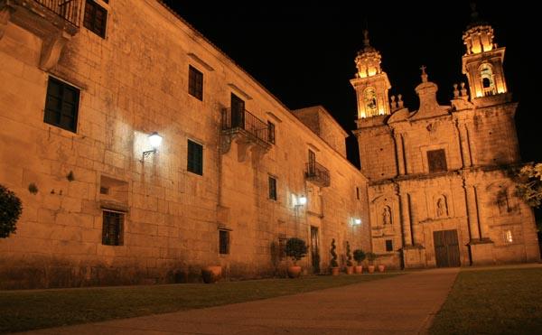Monasterio de San Xoan de Poio, un edificio con esencia