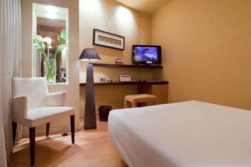 Habitación Hotel Fruela