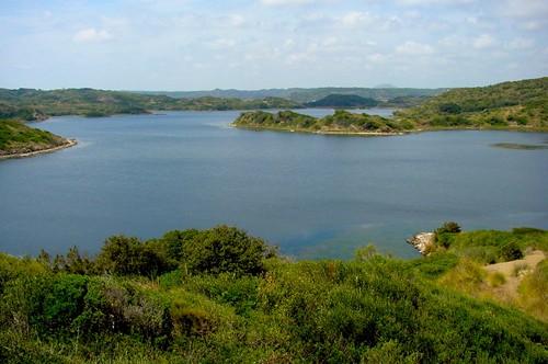 Visita al Parque Natural de s'Albufera des Grau, Menorca