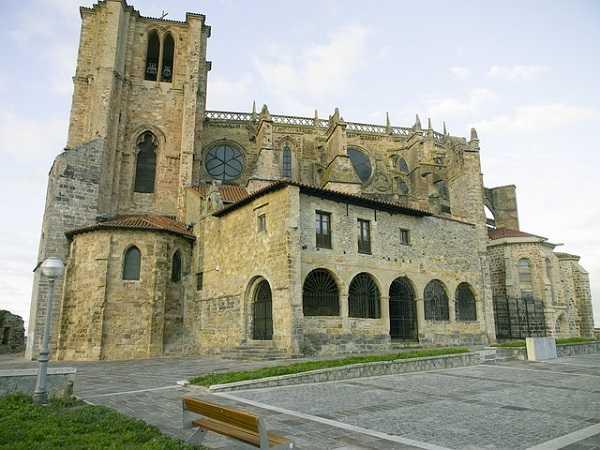 Iglesia de Nuestra Señora de la Asunción en Castro Urdiales