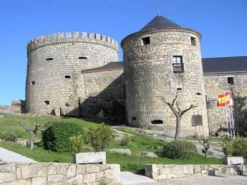 castillo de navas del marqués