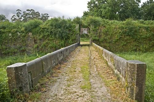 Fortaleza de San Lorenzo de Goián en Pontevedra